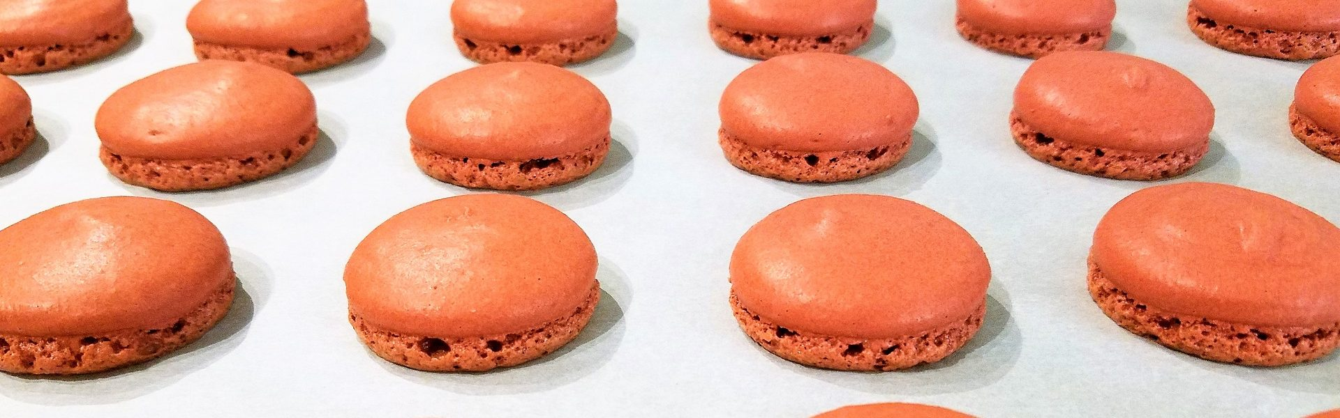 Macarons with Cream Cheese Filling